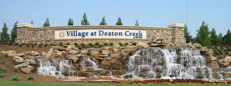 Deaton Creek Community Information