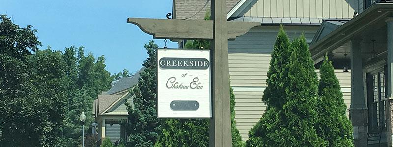 Creekside Chateau Elan Neighborhood information