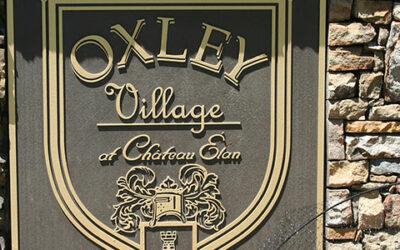 Oxley Villiage at Chateau Elan