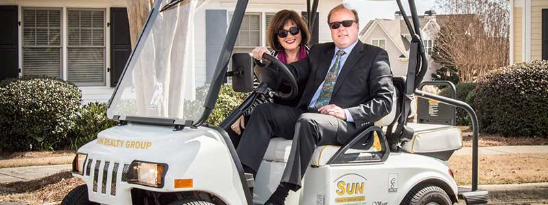 Ben and Patti Sun Realty Group