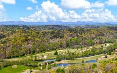 Long Range Views in Dahlonega Golf Community