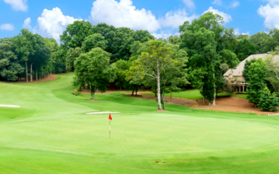5422 Golf Club Drive offers Legends 10th Green Access and Views!