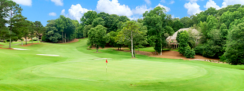 5422 Golf Club Drive offered by Sun Realty Group view of the Legend's golf course